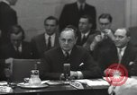 Image of UN Security Council New York City USA, 1951, second 25 stock footage video 65675032387