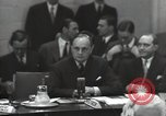Image of UN Security Council New York City USA, 1951, second 27 stock footage video 65675032387
