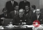 Image of UN Security Council New York City USA, 1951, second 28 stock footage video 65675032387