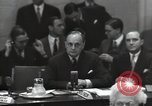 Image of UN Security Council New York City USA, 1951, second 30 stock footage video 65675032387