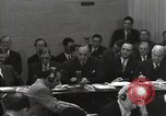 Image of UN Security Council New York City USA, 1951, second 46 stock footage video 65675032387