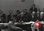 Image of UN Security Council New York City USA, 1951, second 47 stock footage video 65675032387