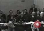 Image of UN Security Council New York City USA, 1951, second 48 stock footage video 65675032387