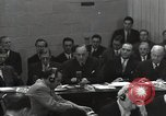 Image of UN Security Council New York City USA, 1951, second 49 stock footage video 65675032387