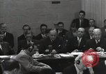 Image of UN Security Council New York City USA, 1951, second 51 stock footage video 65675032387