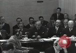 Image of UN Security Council New York City USA, 1951, second 52 stock footage video 65675032387