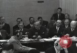 Image of UN Security Council New York City USA, 1951, second 53 stock footage video 65675032387