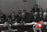 Image of UN Security Council New York City USA, 1951, second 54 stock footage video 65675032387