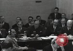 Image of UN Security Council New York City USA, 1951, second 55 stock footage video 65675032387