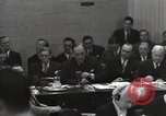 Image of UN Security Council New York City USA, 1951, second 56 stock footage video 65675032387