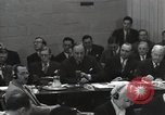 Image of UN Security Council New York City USA, 1951, second 57 stock footage video 65675032387