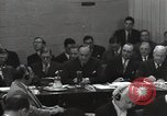 Image of UN Security Council New York City USA, 1951, second 58 stock footage video 65675032387