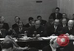 Image of UN Security Council New York City USA, 1951, second 59 stock footage video 65675032387