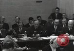 Image of UN Security Council New York City USA, 1951, second 60 stock footage video 65675032387
