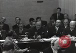 Image of UN Security Council New York City USA, 1951, second 61 stock footage video 65675032387