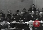 Image of UN Security Council New York City USA, 1951, second 62 stock footage video 65675032387