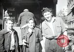 Image of Sanitation trucks and workers Paris France, 1953, second 14 stock footage video 65675032388