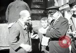 Image of Sanitation trucks and workers Paris France, 1953, second 16 stock footage video 65675032388