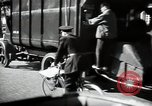Image of Sanitation trucks and workers Paris France, 1953, second 24 stock footage video 65675032388