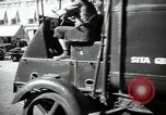 Image of Sanitation trucks and workers Paris France, 1953, second 27 stock footage video 65675032388
