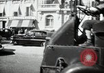 Image of Sanitation trucks and workers Paris France, 1953, second 28 stock footage video 65675032388