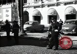 Image of Sanitation trucks and workers Paris France, 1953, second 51 stock footage video 65675032388