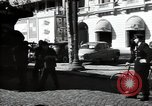 Image of Sanitation trucks and workers Paris France, 1953, second 52 stock footage video 65675032388