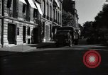 Image of Army civil defense exercise in Paris France, 1951, second 2 stock footage video 65675032389