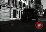 Image of Army civil defense exercise in Paris France, 1951, second 3 stock footage video 65675032389