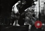Image of Army civil defense exercise in Paris France, 1951, second 15 stock footage video 65675032389