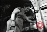 Image of Army civil defense exercise in Paris France, 1951, second 25 stock footage video 65675032389