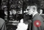 Image of Army civil defense exercise in Paris France, 1951, second 37 stock footage video 65675032389