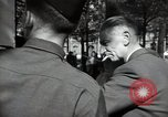 Image of Army civil defense exercise in Paris France, 1951, second 38 stock footage video 65675032389