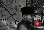 Image of Army civil defense exercise in Paris France, 1951, second 40 stock footage video 65675032389