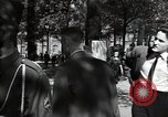 Image of Army civil defense exercise in Paris France, 1951, second 44 stock footage video 65675032389