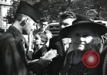 Image of Army civil defense exercise in Paris France, 1951, second 45 stock footage video 65675032389