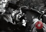Image of Army civil defense exercise in Paris France, 1951, second 51 stock footage video 65675032389