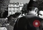 Image of Army civil defense exercise in Paris France, 1951, second 52 stock footage video 65675032389