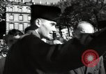 Image of Army civil defense exercise in Paris France, 1951, second 53 stock footage video 65675032389