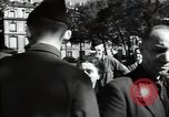 Image of Army civil defense exercise in Paris France, 1951, second 54 stock footage video 65675032389