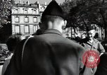 Image of Army civil defense exercise in Paris France, 1951, second 55 stock footage video 65675032389