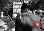 Image of Army civil defense exercise in Paris France, 1951, second 56 stock footage video 65675032389