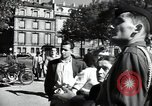 Image of Army civil defense exercise in Paris France, 1951, second 58 stock footage video 65675032389