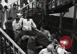 Image of Ship arriving in port East Asia, 1955, second 9 stock footage video 65675032393