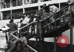 Image of Ship arriving in port East Asia, 1955, second 15 stock footage video 65675032393