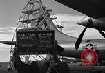 Image of maintenance of Convair B-36 Fort Worth Texas USA, 1951, second 18 stock footage video 65675032401