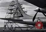 Image of maintenance of Convair B-36 Fort Worth Texas USA, 1951, second 28 stock footage video 65675032401