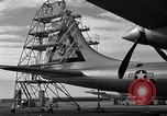 Image of maintenance of Convair B-36 Fort Worth Texas USA, 1951, second 29 stock footage video 65675032401