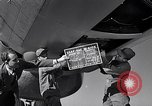 Image of maintenance of Convair B-36 Fort Worth Texas USA, 1951, second 34 stock footage video 65675032401