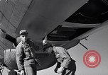 Image of maintenance of Convair B-36 Fort Worth Texas USA, 1951, second 43 stock footage video 65675032401